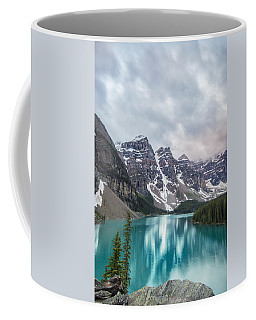 Moraine In The Summer Coffee Mug