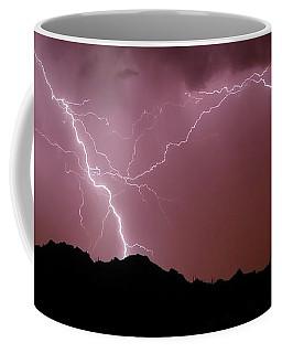 Coffee Mug featuring the photograph More Drama by Elaine Malott