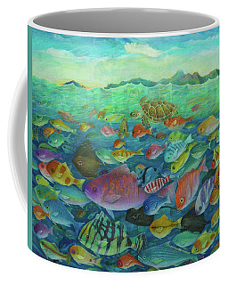 More Fish Coffee Mug