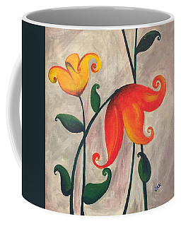 More Fun Flowers -b Coffee Mug