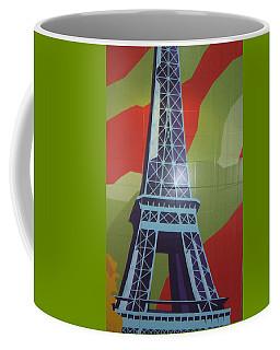 More Parisian  Murals.....  Coffee Mug