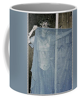 Coffee Mug featuring the photograph More Peek-a-boo by Denise Fulmer