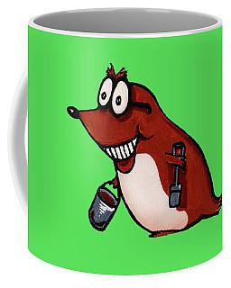 Morecambe Mole Coffee Mug