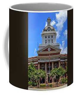 Morgan County Court House Coffee Mug