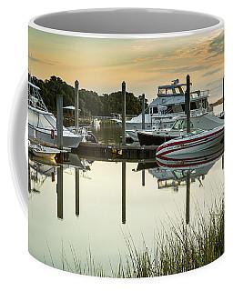 Morgan Creek Coffee Mug
