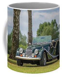 Coffee Mug featuring the photograph Morgan Sports Car by Adrian Evans