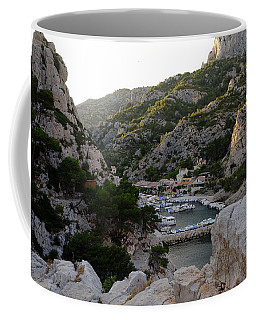 Morgiou Village Coffee Mug