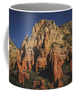 Coffee Mug featuring the photograph Mormon Canyon Details by Andy Konieczny