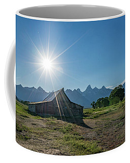 Mormon Row Coffee Mug