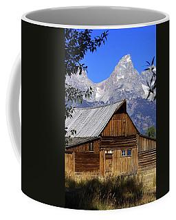 Mormon Row Barn  1 Coffee Mug