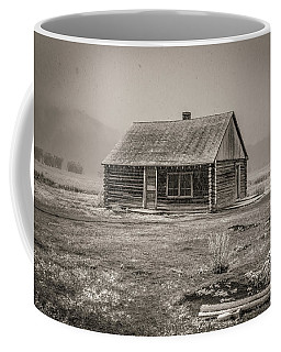 Coffee Mug featuring the photograph Mormon Row Grand Teton National Park  by Scott McGuire