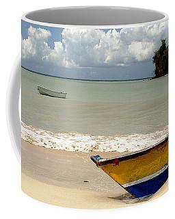 Morne Rouge Boats Coffee Mug