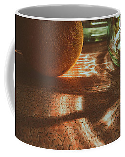 Morning Detail Coffee Mug by Steven Huszar