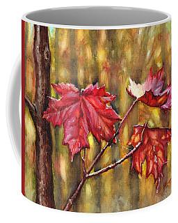 Morning After Autumn Rain Coffee Mug