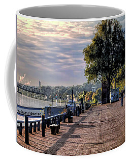 Morning Along The Rhine Coffee Mug by Jim Hill