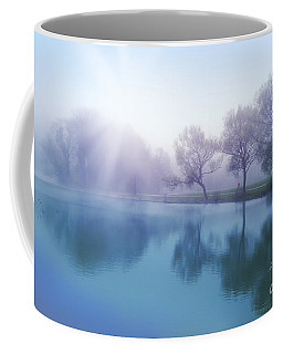 Coffee Mug featuring the photograph Morning by Ariadna De Raadt