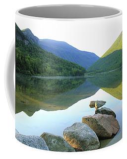Morning At Echo Lake Coffee Mug