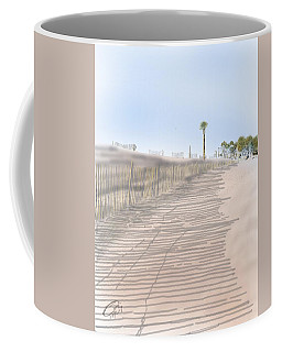 Morning At Edisto Island Campground  Coffee Mug