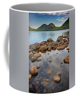 Morning At Jordan Pond Coffee Mug by Rick Berk