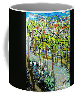 Morning At My Hilltown Coffee Mug