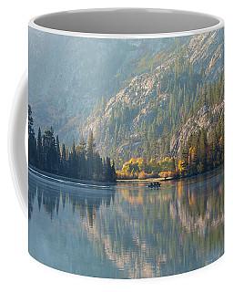 Morning At Silver Lake Coffee Mug