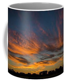 Morning At The Abbott Aviation Center Coffee Mug