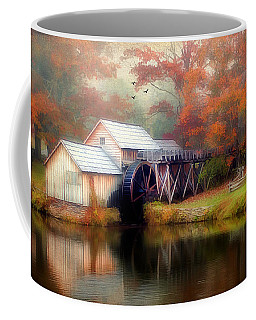 Morning At The Mill Coffee Mug by Darren Fisher