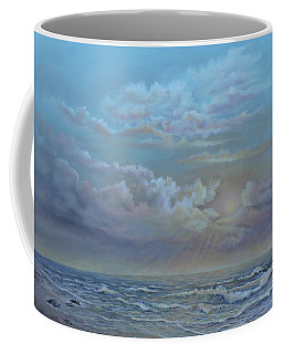 Morning At The Ocean Coffee Mug