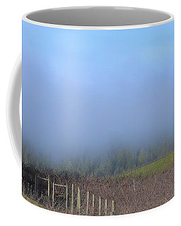 Morning At The Vinyard Coffee Mug