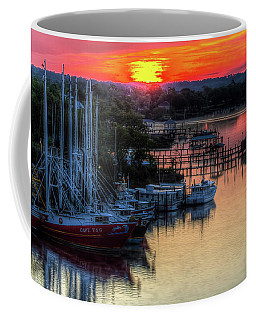 Coffee Mug featuring the photograph Morning Bliss by Maddalena McDonald