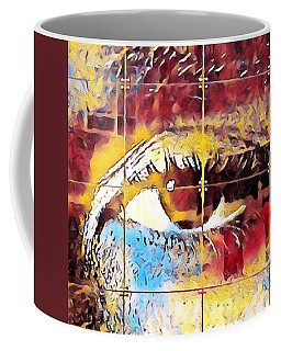 Morning Blues Coffee Mug