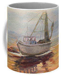 Morning Catch Coffee Mug