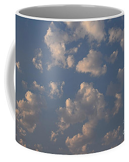 Morning Clouds From My Porch Coffee Mug