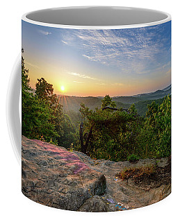 Morning Colors Coffee Mug