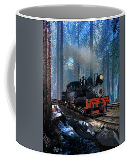 Morning Comes To Soon Coffee Mug by J Griff Griffin