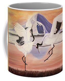 Morning Dance Coffee Mug by Jane Axman