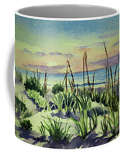 Morning Dunes  7-7-2017 Coffee Mug