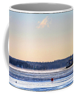 Morning Ferry Coffee Mug