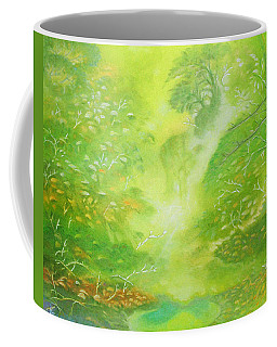 Morning Flora Coffee Mug