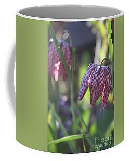 Morning Flower Coffee Mug by Mary-Lee Sanders