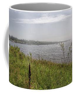 Coffee Mug featuring the photograph Morning Fog by John M Bailey