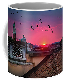 Morning In Venice  Coffee Mug
