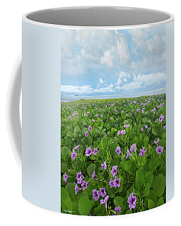 Morning Glories Coffee Mug