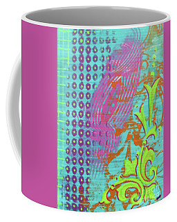 Morning Glory Coffee Mug by Desiree Paquette