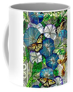Morning Glory Coffee Mug by Diane E Berry