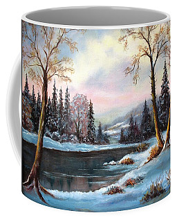 Morning Glory Coffee Mug by Hazel Holland