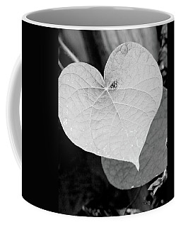 Morning Glory Heart Coffee Mug