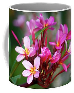 Morning Glory Coffee Mug by Kerryn Madsen-Pietsch