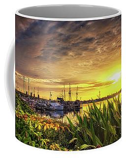 Morning Glory On The Matanzas River Coffee Mug
