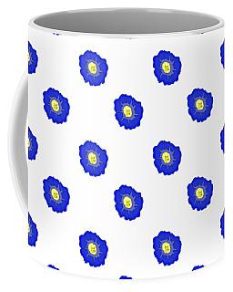 Morning Glory Pattern Coffee Mug